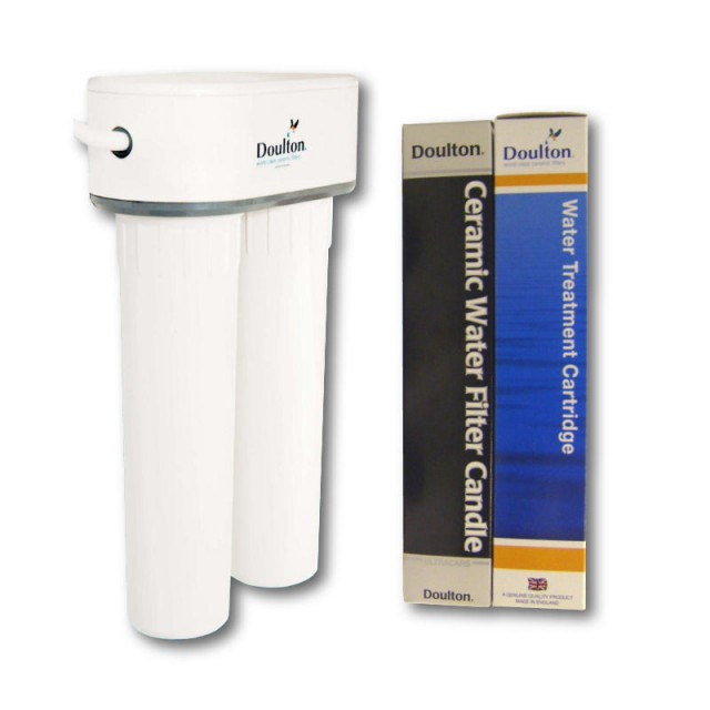 Doulton Duo Waterfilter Fluoride