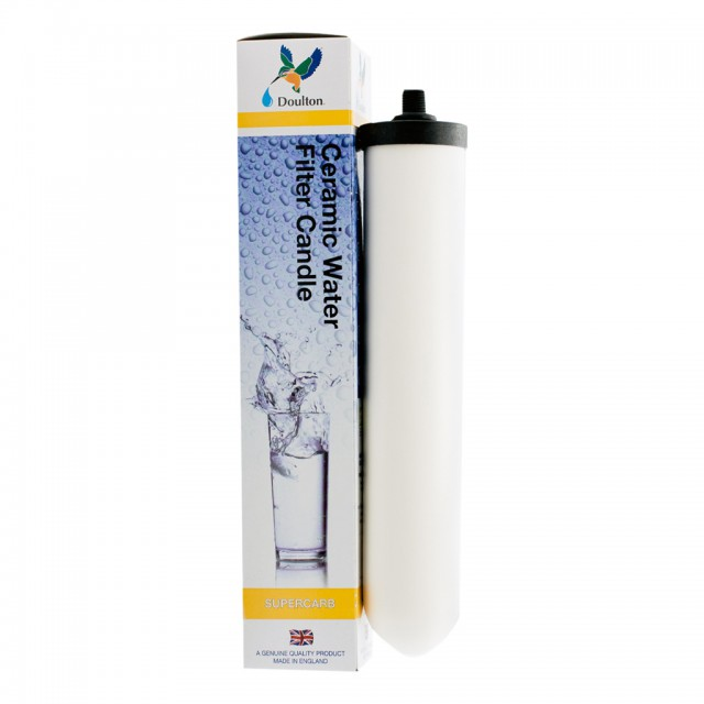 Doulton Supercarb SI Waterfilter